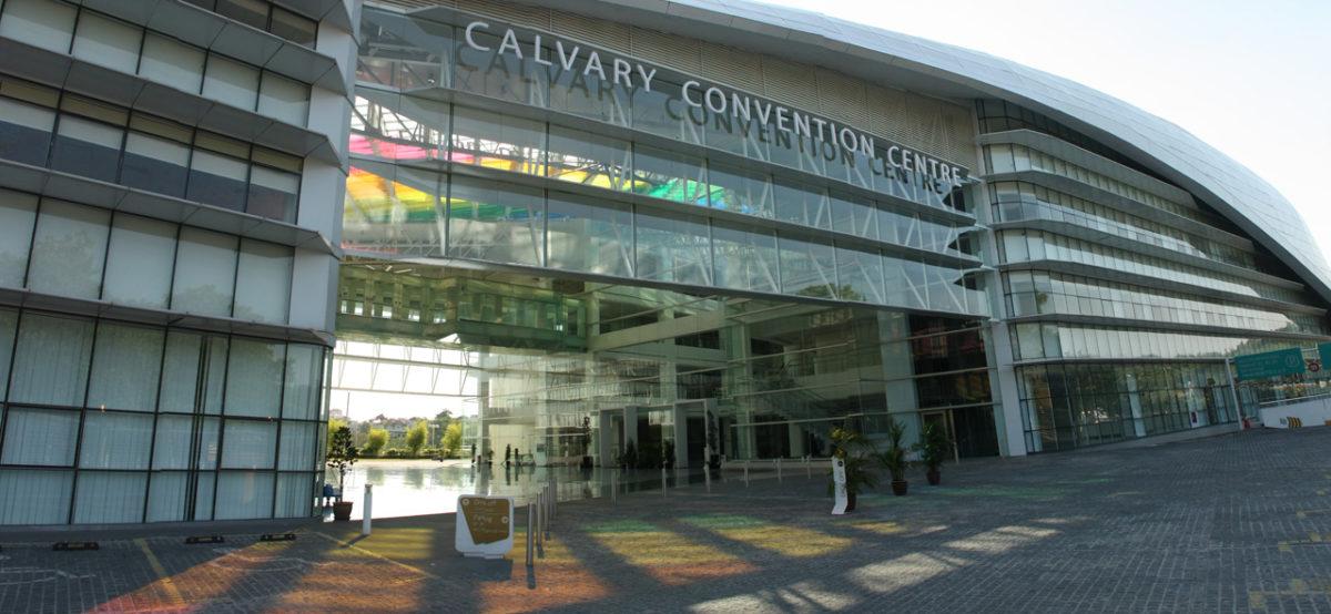 Calvary convention centre - exterior