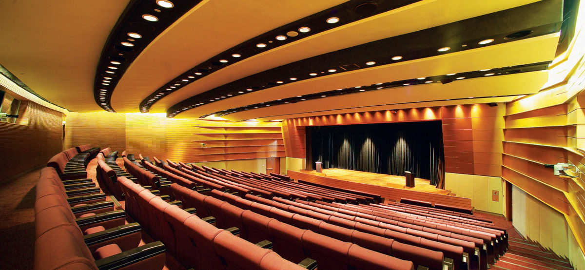 KLCCC Plenary Theatre